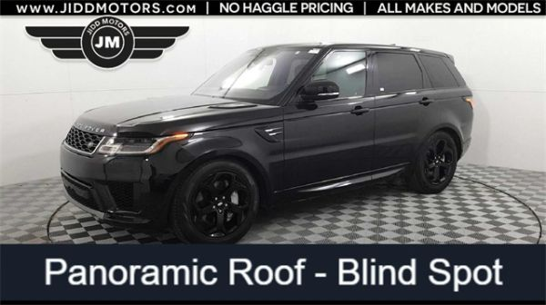 2018 Land Rover Range Rover Sport in Des Plaines, IL