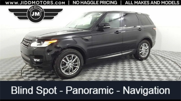 2016 Land Rover Range Rover Sport in Des Plaines, IL