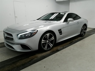 2017 Mercedes Benz Sl 450 For In Des Plaines Il