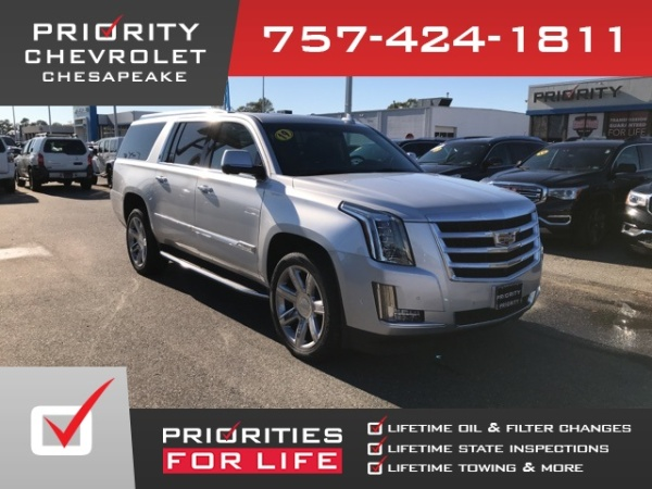 2019 Cadillac Escalade in Chesapeake, VA