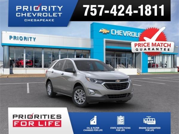 2020 Chevrolet Equinox in Chesapeake, VA