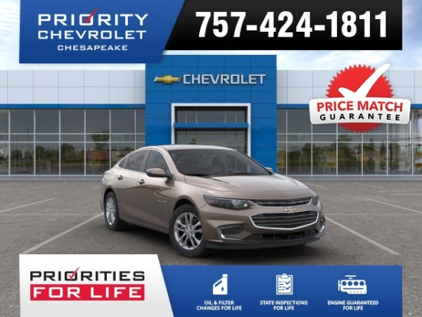 2018 Chevrolet Malibu in Chesapeake, VA