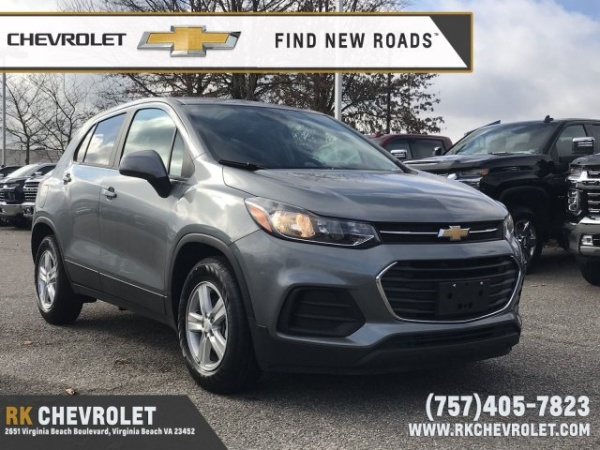 2020 Chevrolet Trax in Virginia Beach, VA
