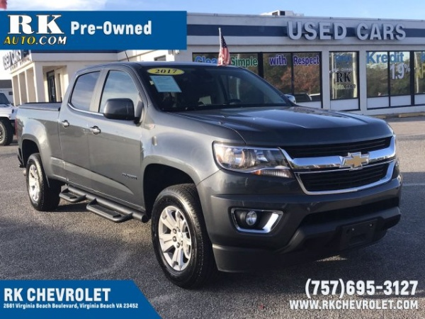 2017 Chevrolet Colorado in Virginia Beach, VA