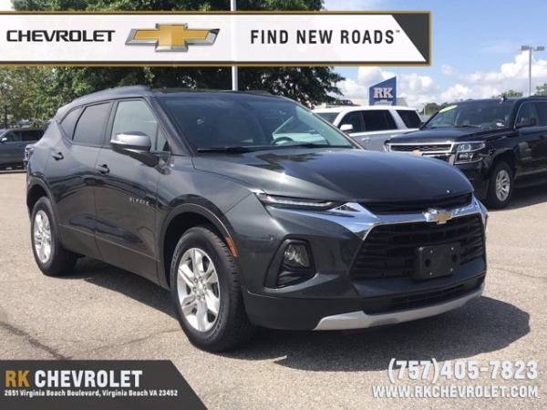2019 Chevrolet Blazer in Virginia Beach, VA