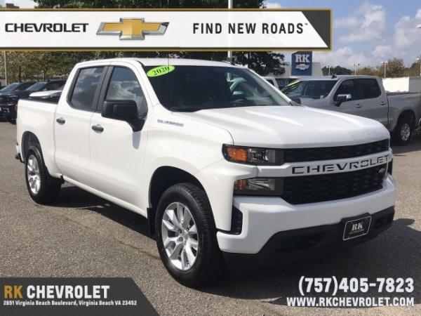 2020 Chevrolet Silverado 1500 in Virginia Beach, VA