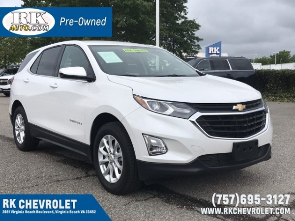 2019 Chevrolet Equinox in Virginia Beach, VA
