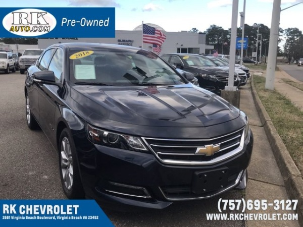 2018 Chevrolet Impala in Virginia Beach, VA