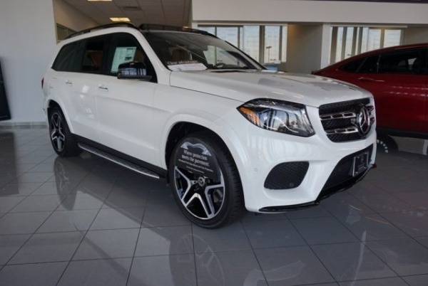 2019 Mercedes-Benz GLS GLS 550