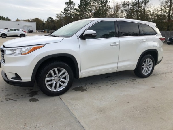 2014 Toyota Highlander in Moss Point, MS