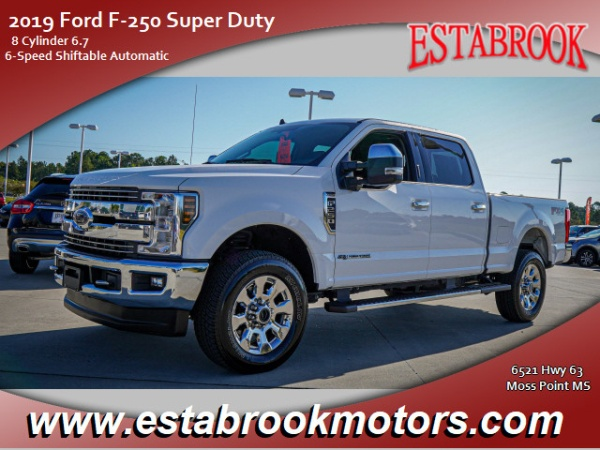 2019 Ford Super Duty F-250 in Moss Point, MS