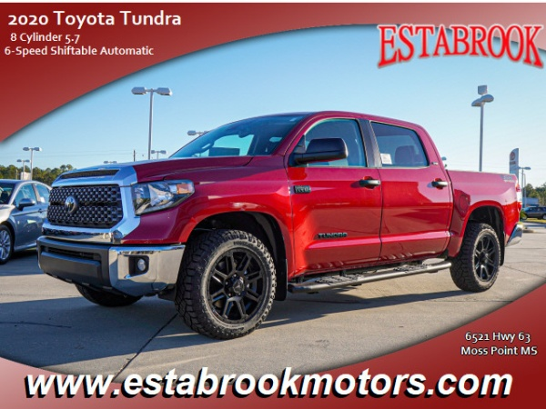 2020 Toyota Tundra in Moss Point, MS