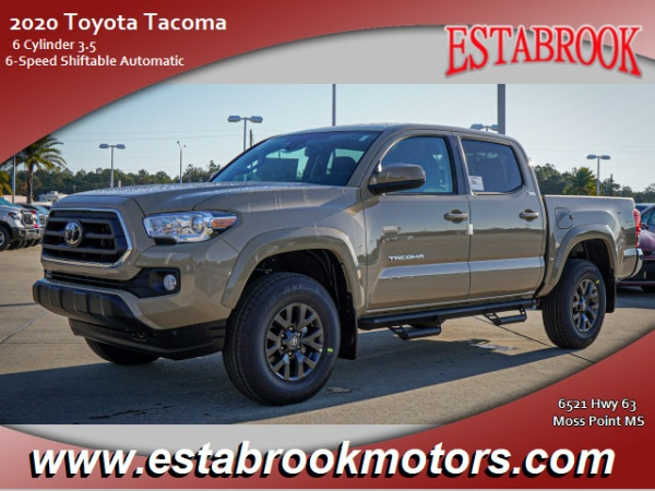 2020 Toyota Tacoma in Moss Point, MS