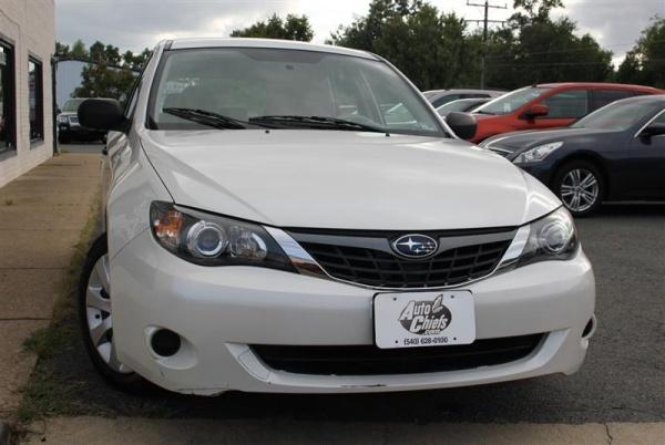 2008 Subaru Impreza Wagon