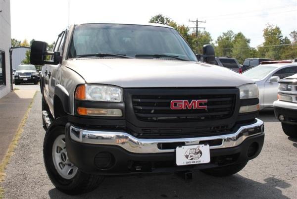 2006 GMC Sierra 3500 SL