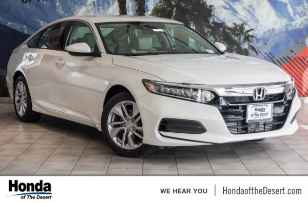 2019 Honda Accord LX 1.5T