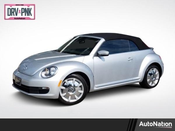 2015 Volkswagen Beetle 1.8T
