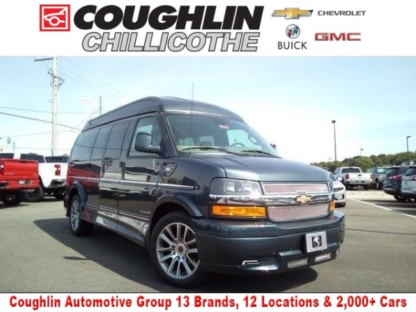 2019 Chevrolet Express Cargo Van in Chillocothe, OH