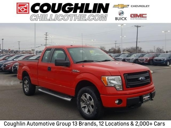 2014 Ford F-150 in Chillocothe, OH