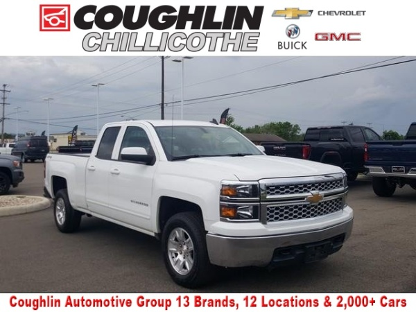 2015 Chevrolet Silverado 1500 in Chillocothe, OH