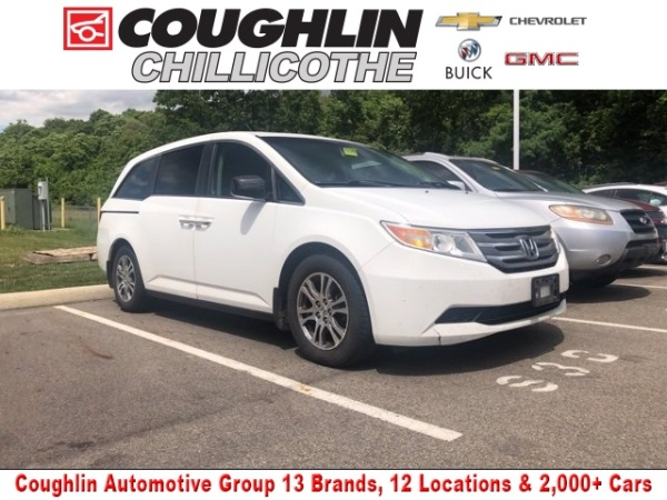 2011 Honda Odyssey in Chillocothe, OH