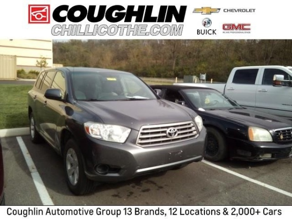 2008 Toyota Highlander in Chillocothe, OH