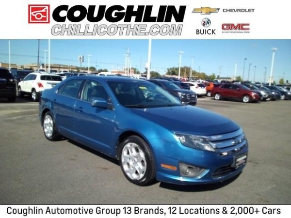 2010 Ford Fusion in Chillocothe, OH
