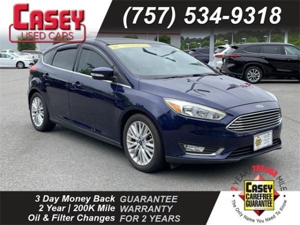 2016 Ford Focus in Williamsburg, VA