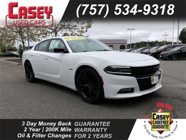 2017 Dodge Charger in Williamsburg, VA