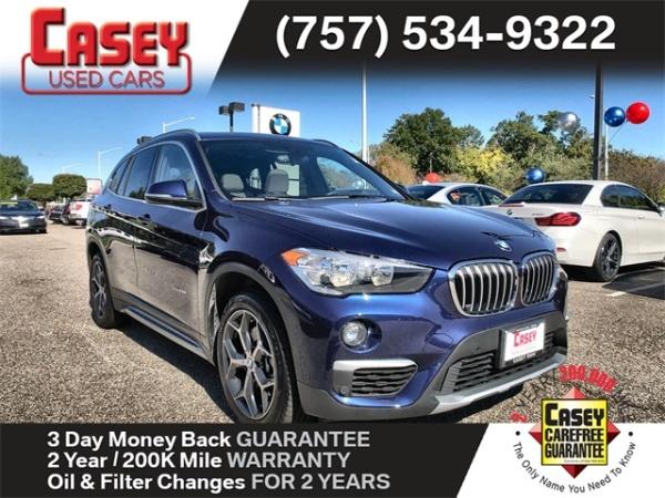 2018 BMW X1 in Newport News, VA