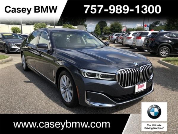 2020 BMW 7 Series in Newport News, VA