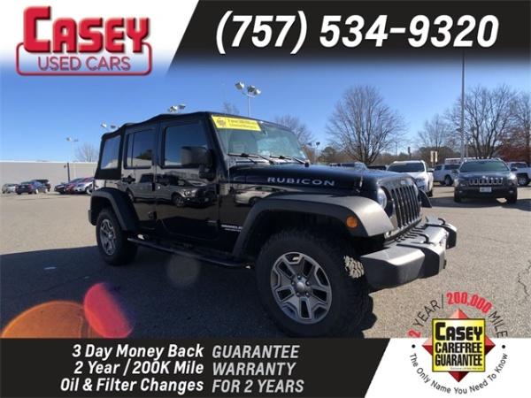 2017 Jeep Wrangler in Newport News, VA