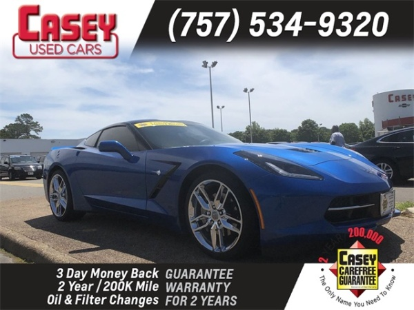 2015 Chevrolet Corvette in Newport News, VA