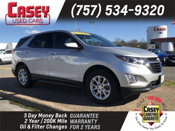 2019 Chevrolet Equinox in Newport News, VA