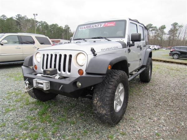 2008 Jeep Wrangler in Sanford, NC