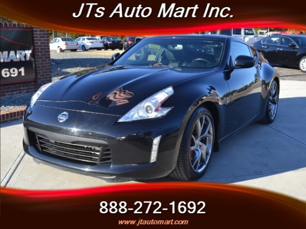 2014 nissan 370z touring coupe manual for sale in sanford nc truecar. Black Bedroom Furniture Sets. Home Design Ideas