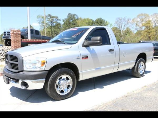 Ram Dealer Garner Nc >> Used Dodge Ram 2500 for Sale in Raleigh, NC