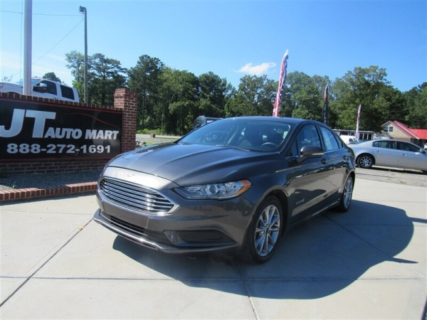 2017 Ford Fusion in Sanford, NC