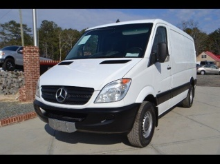 Sprinter Van For Sale >> Used Mercedes Benz Sprinter Cargo Vans For Sale Truecar