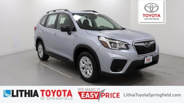 2019 Subaru Forester in Springfield, OR