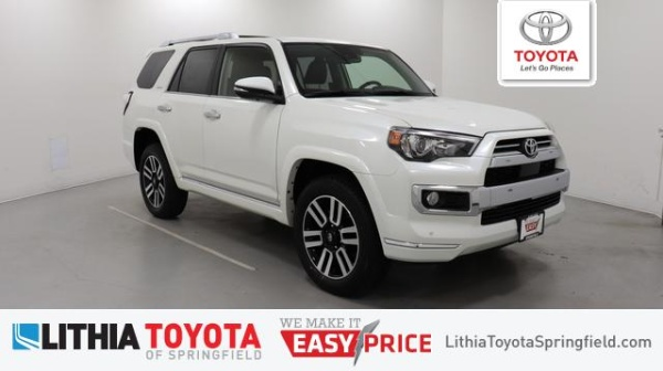 2020 Toyota 4Runner in Springfield, OR