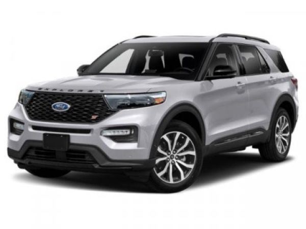 2020 Ford Explorer in Redwood City, CA
