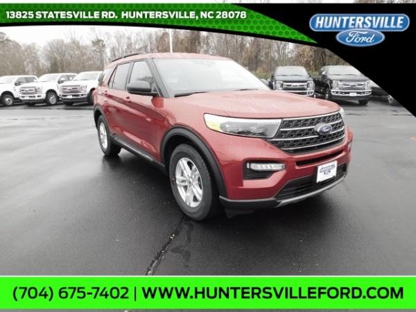 2020 Ford Explorer in Huntersville, NC