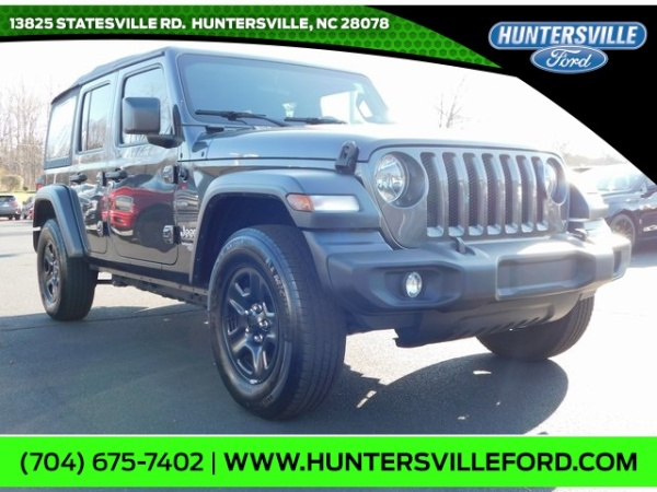 2018 Jeep Wrangler in Huntersville, NC