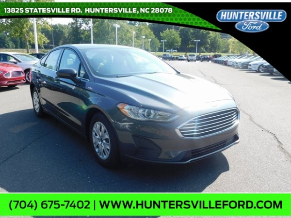 2019 Ford Fusion in Huntersville, NC