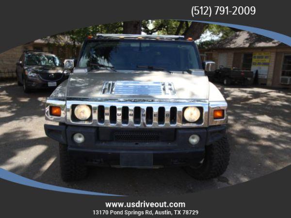 2003 HUMMER H2 in Austin, TX
