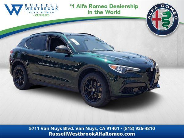 2020 Alfa Romeo Stelvio in Van Nuys, CA
