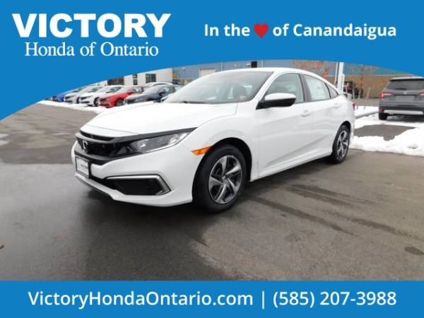 2020 Honda Civic in Canandaigua, NY