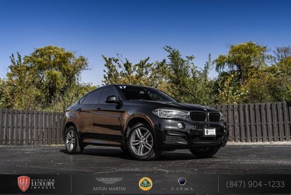 2017 BMW X6 in Glenview, IL