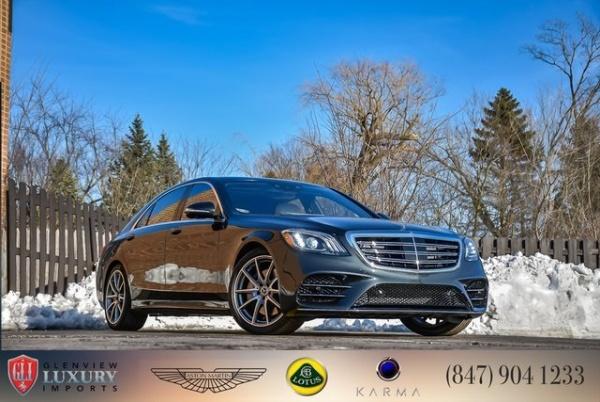 2020 Mercedes-Benz S-Class in Glenview, IL